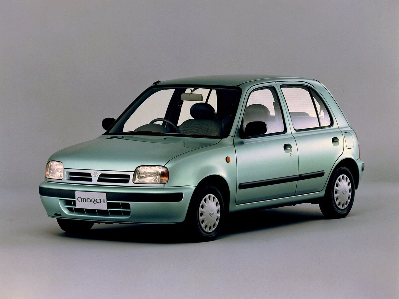 Nissan March II