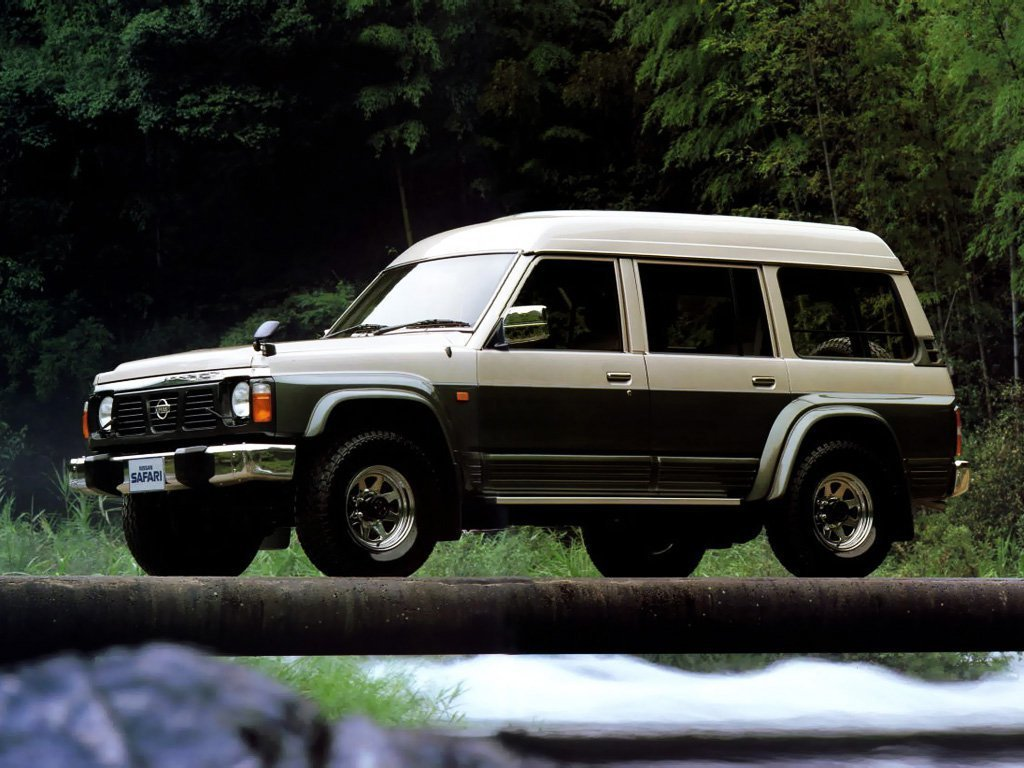 Nissan Safari IV