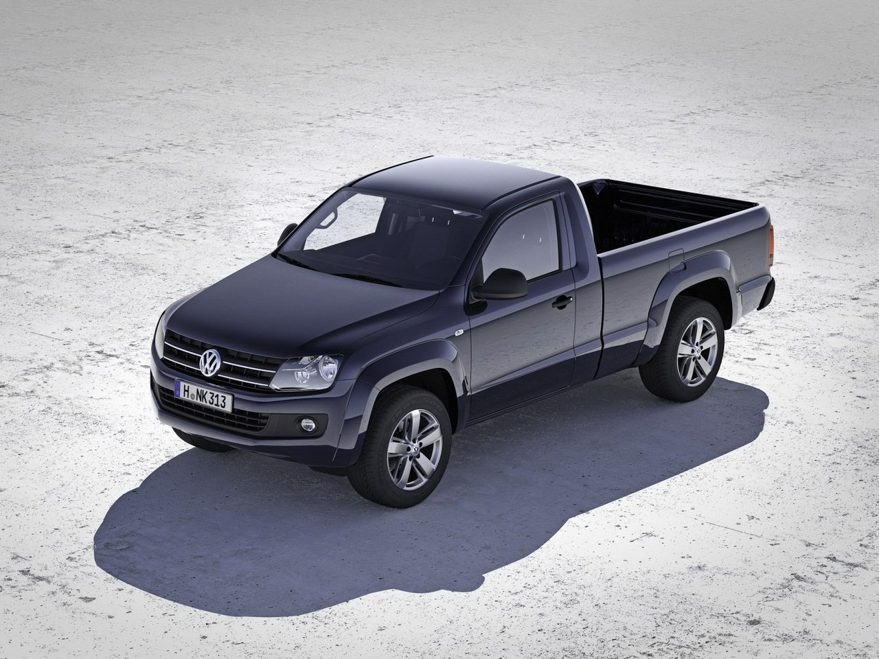 Volkswagen Amarok I Single Cab