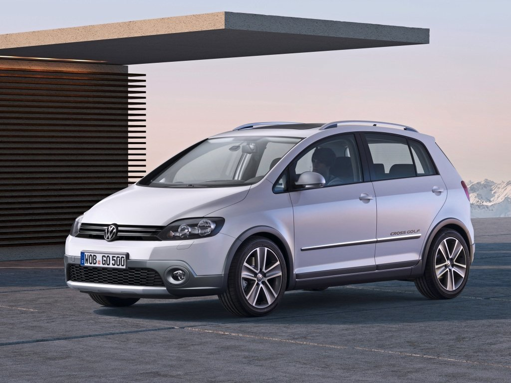 Volkswagen Golf Plus I Cross
