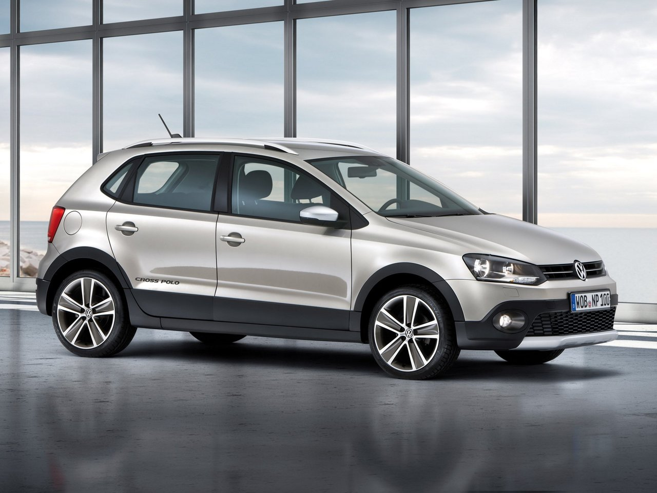 Volkswagen Polo V Cross