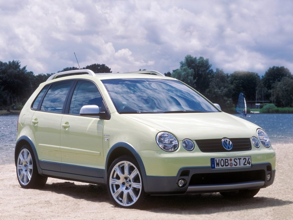 Volkswagen Polo IV Fun