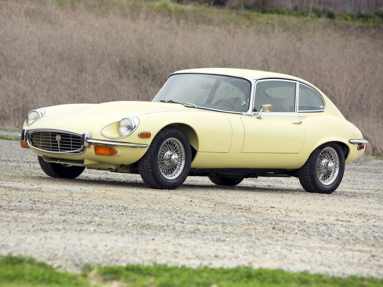 Jaguar E-type Series 3