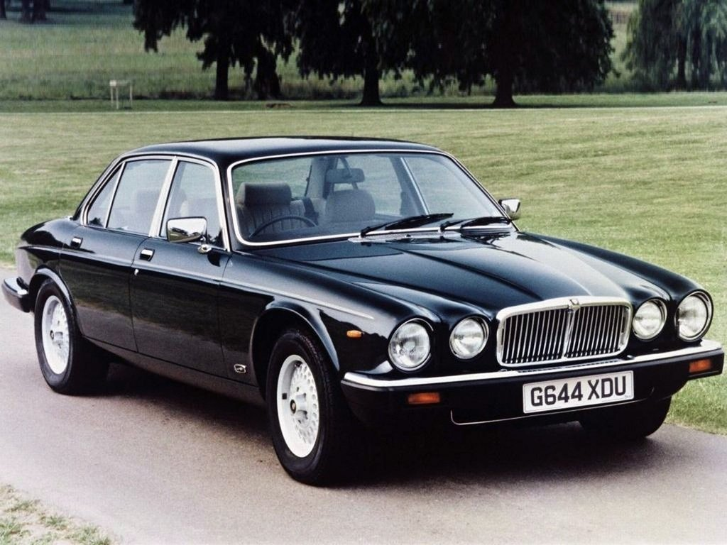 Jaguar XJ I (Series 3)