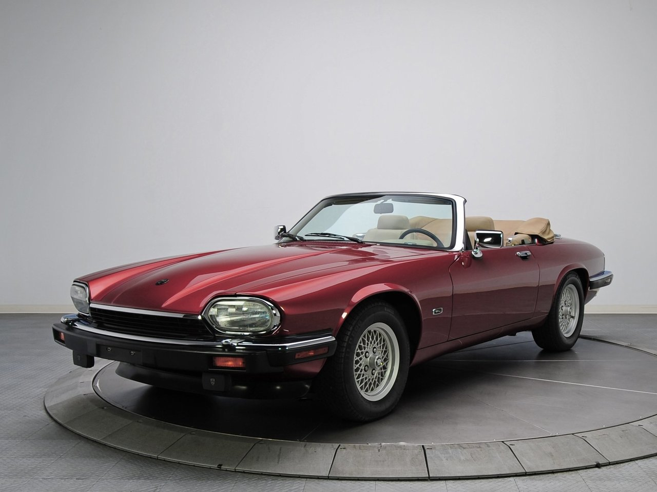 Jaguar XJS Series 3