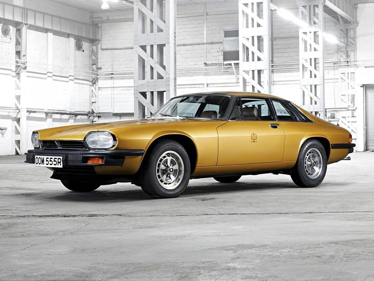 Jaguar XJS Series 2