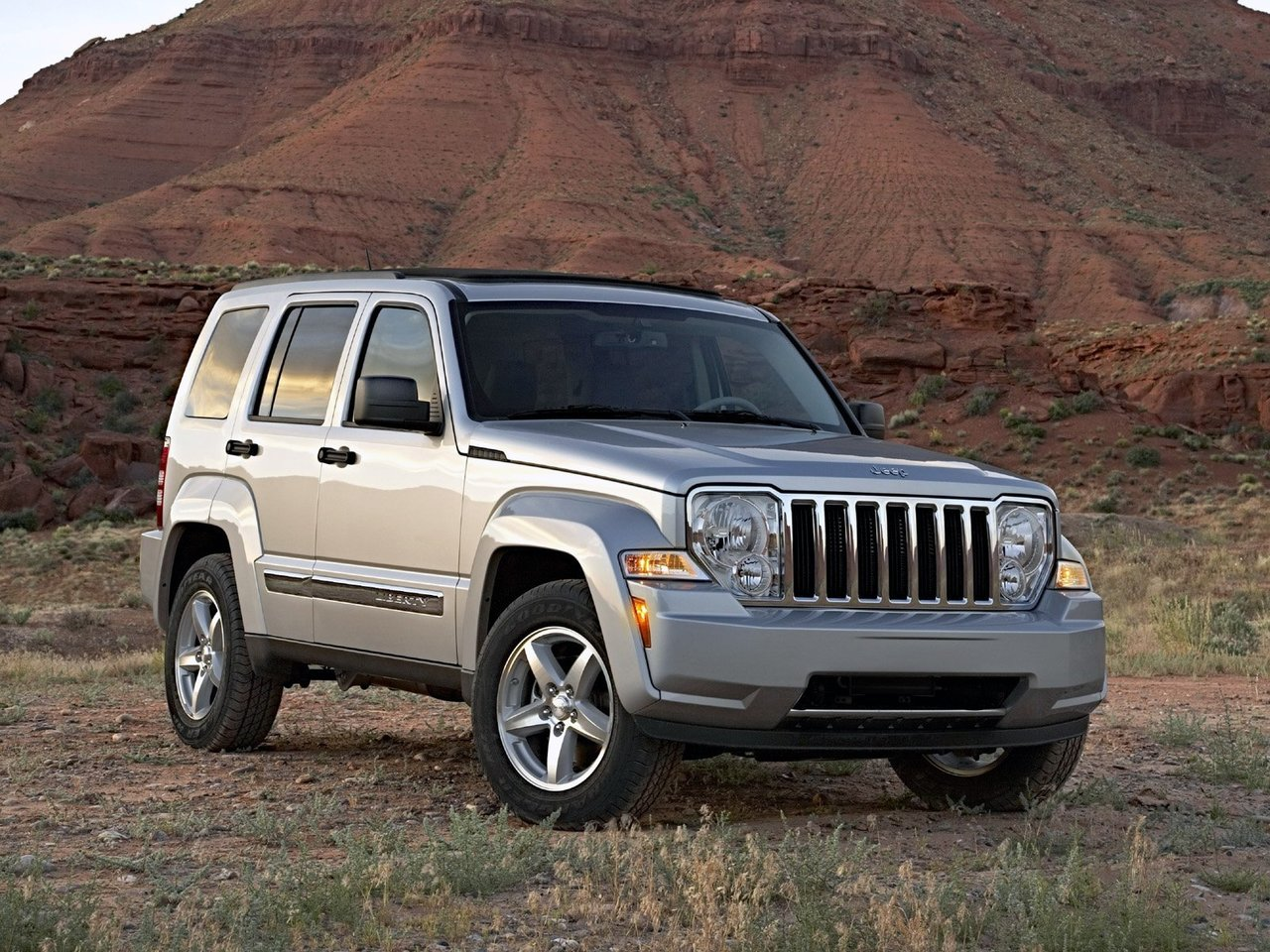 Jeep Liberty (North America) II