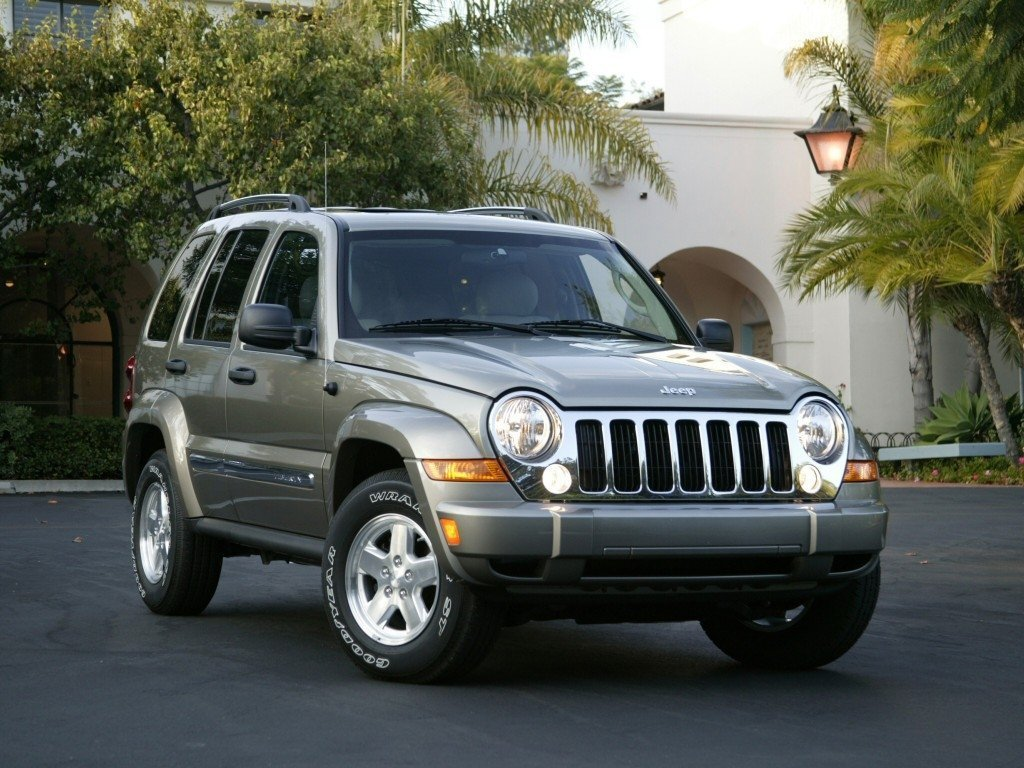 Jeep Liberty (North America) I