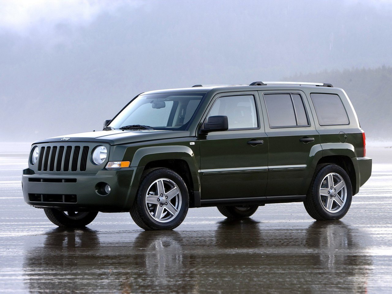 Jeep Liberty (Patriot)