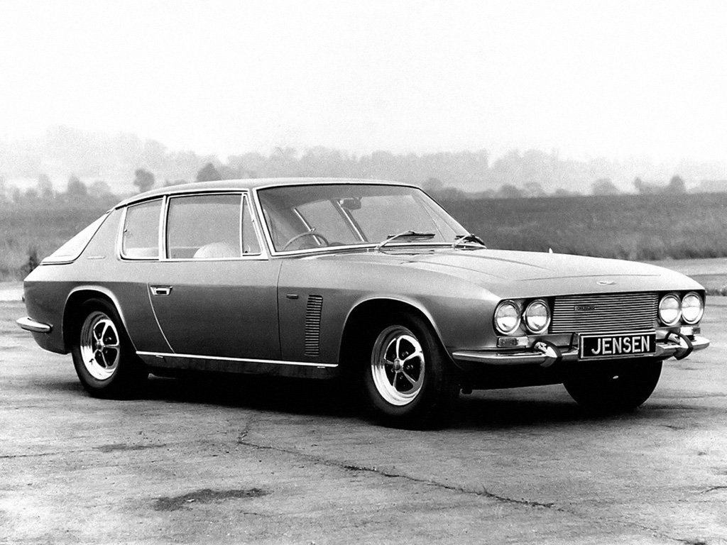 Jensen Interceptor I