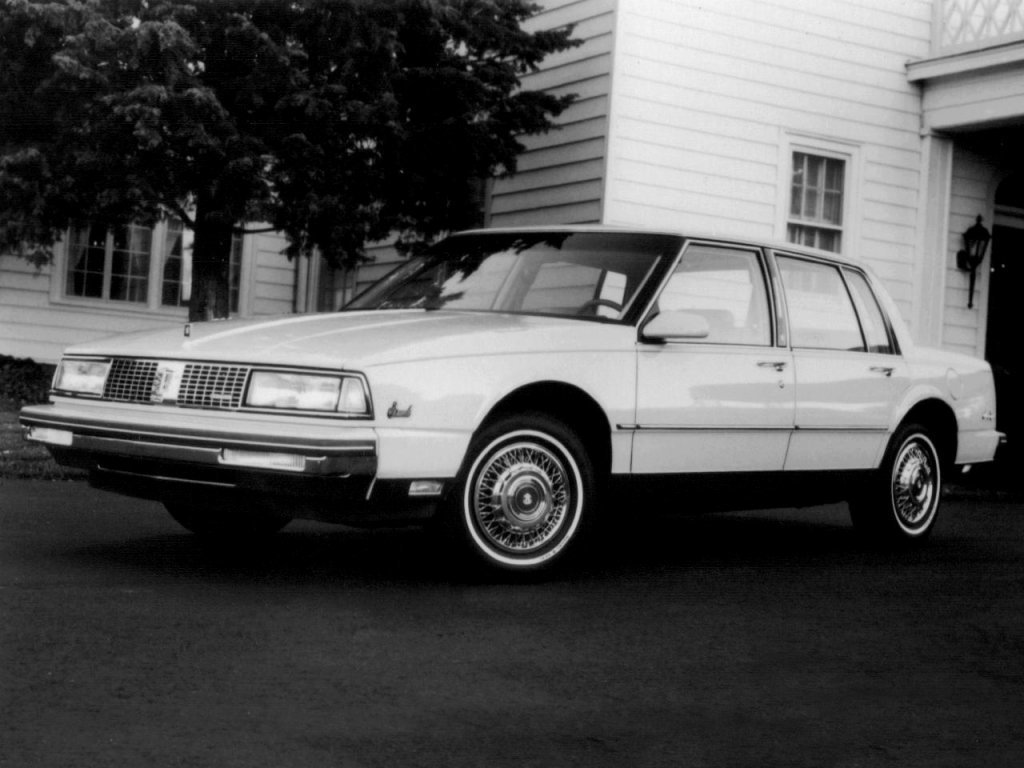 Oldsmobile Ninety-Eight X
