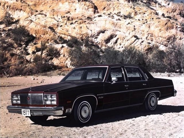 Oldsmobile Ninety-Eight IX