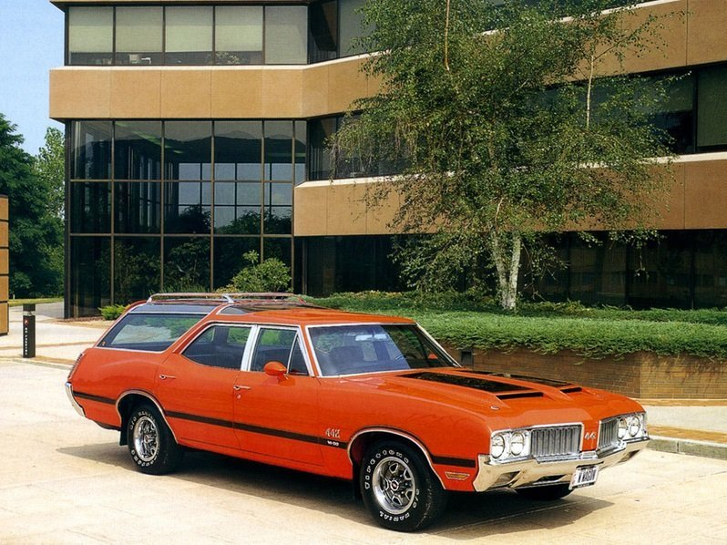 Oldsmobile Vista Cruiser II