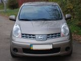 Nissan Note 1.4 MT (86 л.с.) 2008 с пробегом 88 тыс.км.  л. в Черкассах на Autos.ua