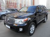 Toyota Land Cruiser 4.5 Twin-Turbo D AT 4WD (7 мест) (235 л.с.) 2012 с пробегом 123 тыс.км.  л. в Киеве на Autos.ua