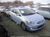 Hyundai Accent 1.6 AT (123 л.с.) 2014 з пробігом 22 тис.км.  л. в Киеве на Autos.ua