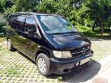 Mercedes-Benz Vito Mercedes-Benz V 200 CDI МТ (102 л.с.) 2002 с пробегом 495 тыс.км.  л. в Ивано-Франковске на Autos.ua