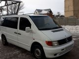 Mercedes-Benz Vito Mercedes-Benz V 200 CDI МТ (102 л.с.) 2002 с пробегом 305 тыс.км.  л. в Черновцах на Autos.ua