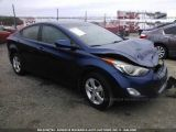 Hyundai Elantra 1.8 AT (150 л.с.) 2013 з пробігом 162 тис.км.  л. в Киеве на Autos.ua