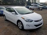 Hyundai Elantra 1.8 AT (150 л.с.) 2012 з пробігом 102 тис.км.  л. в Киеве на Autos.ua