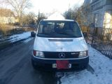 Mercedes-Benz Vito Mercedes-Benz V 220 CDI МТ (122 л.с.) 2002 с пробегом 111 тыс.км.  л. в Львове на Autos.ua