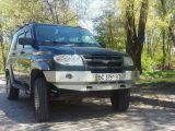 УАЗ Patriot 2.7 MT 4WD ГБО (128 л.с.) 2009 с пробегом 200 тыс.км.  л. в Львове на Autos.ua