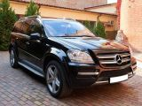 Mercedes-Benz GL-Класс 2011 с пробегом 138 тыс.км. 5 л. в Харькове на Autos.ua