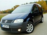 Volkswagen Caddy 2006 с пробегом 180 тыс.км. 1.9 л. в Раве-Русской на Autos.ua