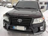Toyota Land Cruiser 2012 с пробегом 158 тыс.км. 4.5 л. в Ивано-Франковске на Autos.ua