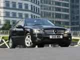 Mercedes-Benz CLC-klasse CL203