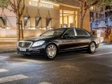Mercedes-Benz Maybach S-klasse X222
