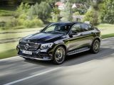 Mercedes-Benz GLC Coupe AMG C253