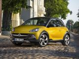 Opel Adam I Rocks, хэтчбек 3 дв. (2013 - н.ч.)