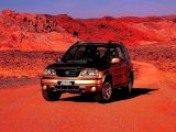 Suzuki Grand Vitara FT рестайлинг