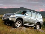 Toyota Land Cruiser Prado 90 рестайлинг