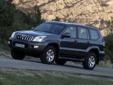 Toyota Land Cruiser Prado 120 рестайлинг