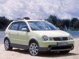 Volkswagen Polo IV Fun, хэтчбек 5 дв. (2001 - 2005)