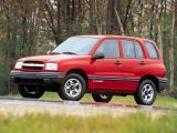Chevrolet Tracker II