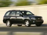 Chevrolet TrailBlazer I рестайлінг