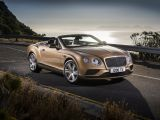 Bentley Continental GT II рестайлинг