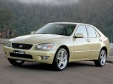Lexus IS I , седан (1999 - 2005)