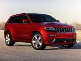 Jeep Grand Cherokee SRT8 WK2 рестайлинг