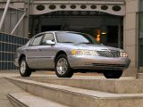 Lincoln Continental IX , седан (1995 - 2002)