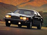 Lincoln Mark VII  , купе (1984 - 1992)
