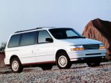 Plymouth Voyager II