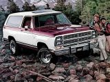 Dodge Ramcharger I